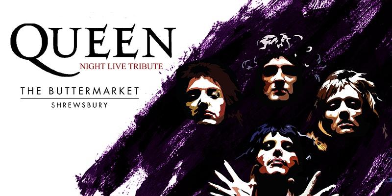 QUEEN Night LIVE Tribute