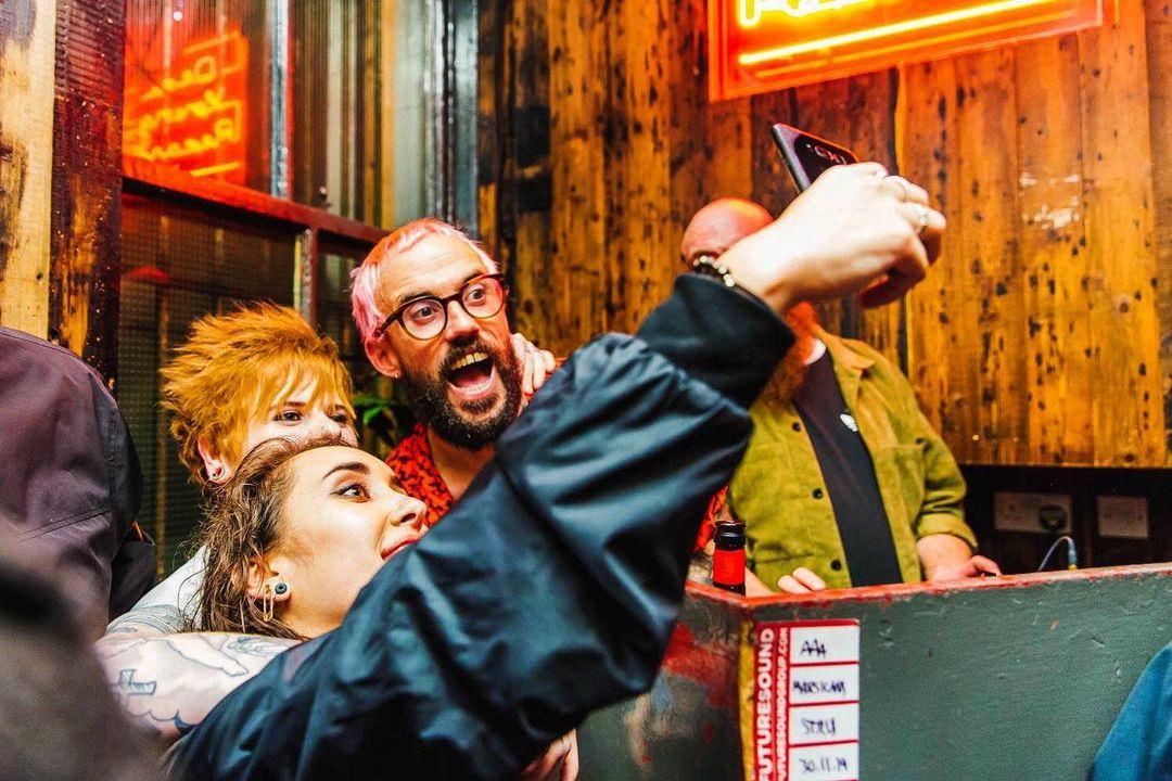 DJs return to Oporto