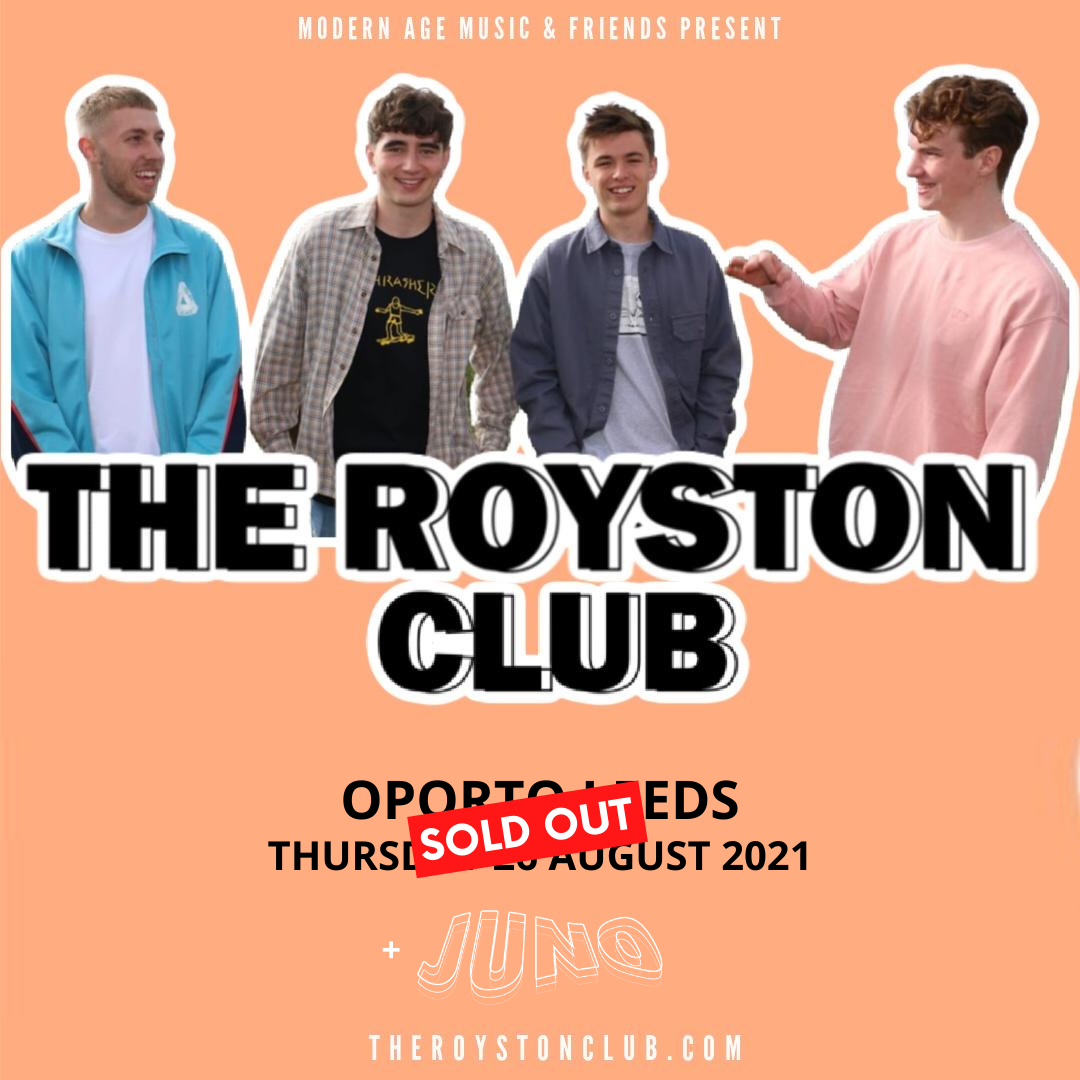 The Royston Club – sold out