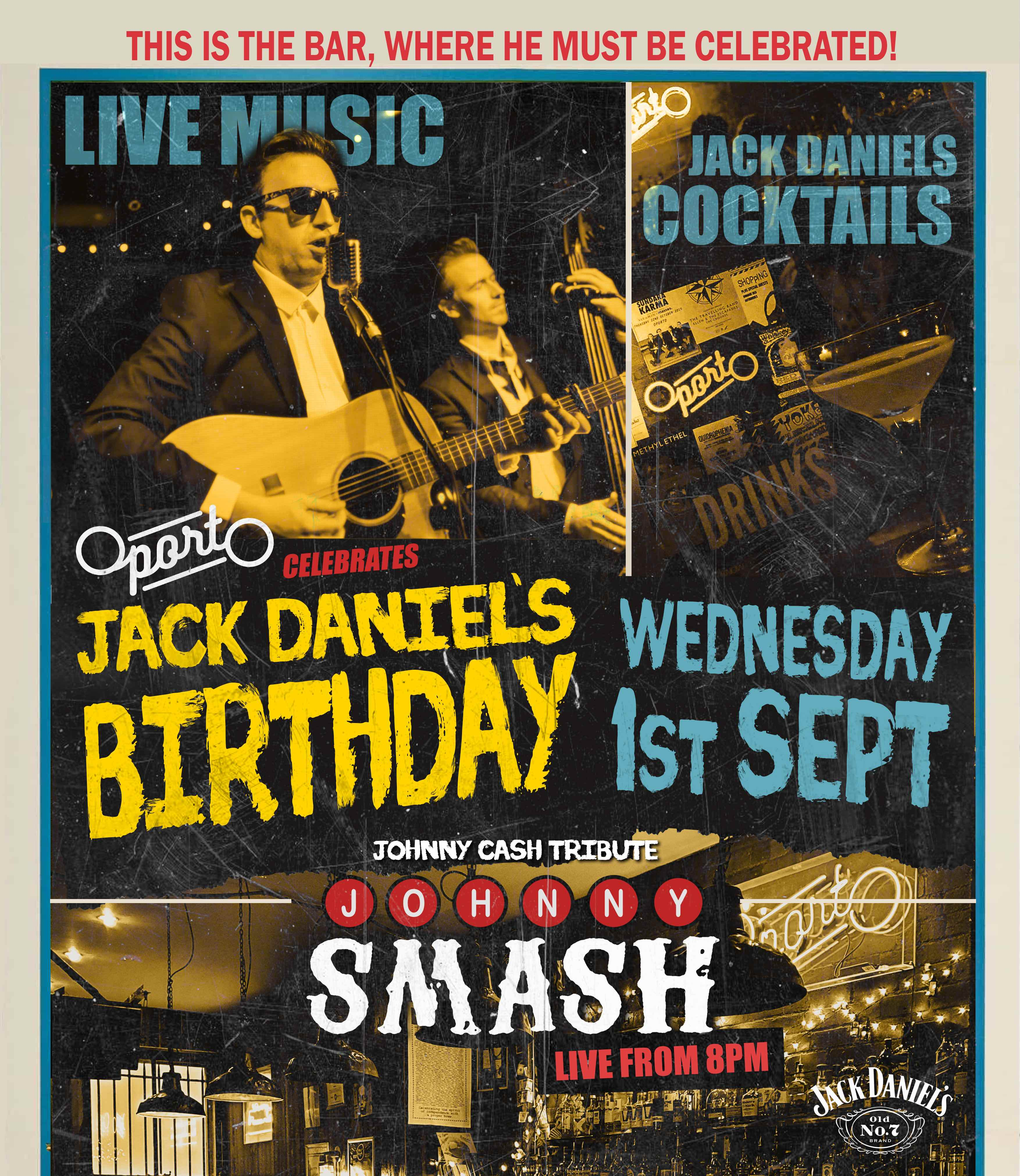 Jack Daniel's 146th Birthday Party