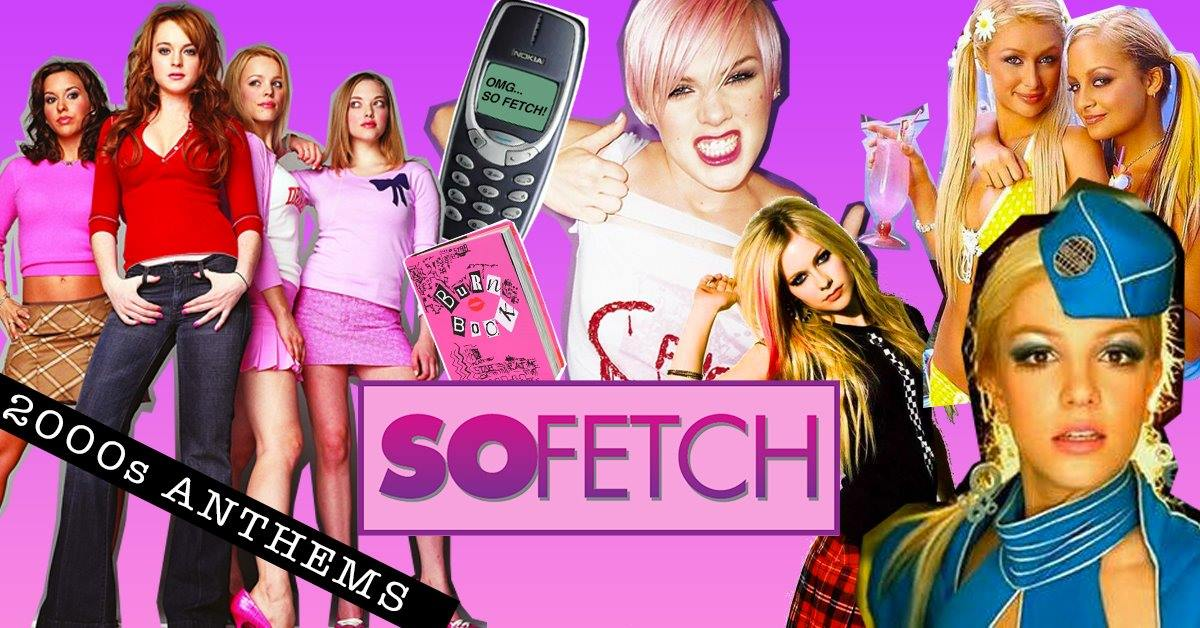So Fetch – 2000s Party (Leeds)